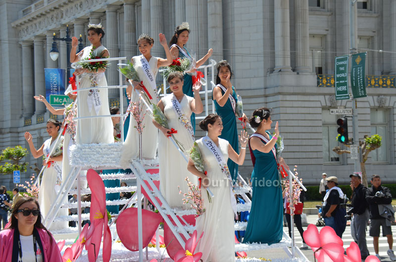 Northern California Cherry Blossom Festival at Japantown - Event