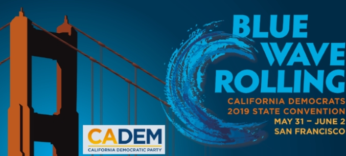 California Democratic Party State Convention - Event